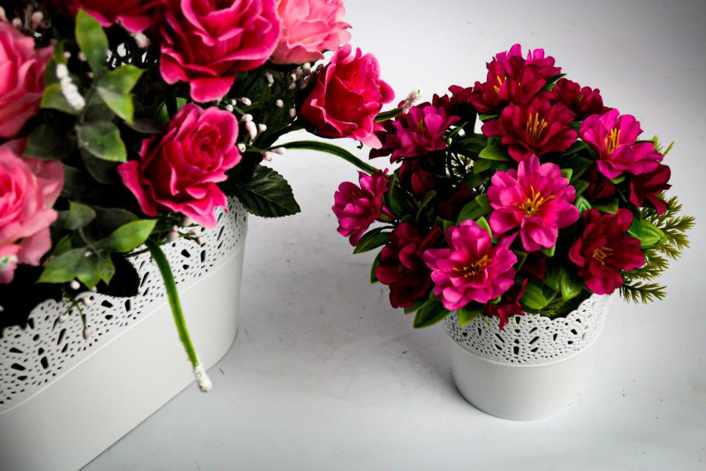 Fleurs pour fêtes des mères