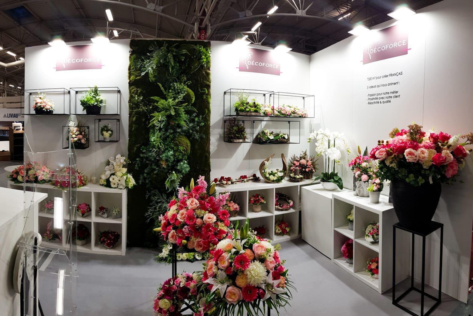 Plante artificielle - Salon